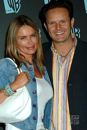 mark burnett marries roma downey