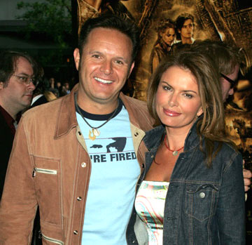 roma downey married mark burnett