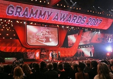 grammy awards 2007