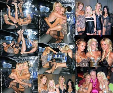 and nicky hilton limo Paris