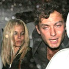 sienna miller and jude law drunk in back of car