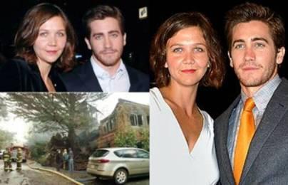 Jake Gyllenhaal fire hero