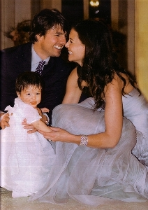 tom cruise katie holmes all smiles