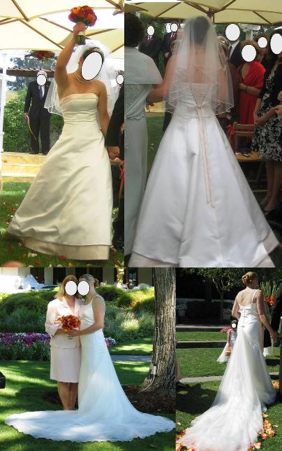traditional spring wedding dresses