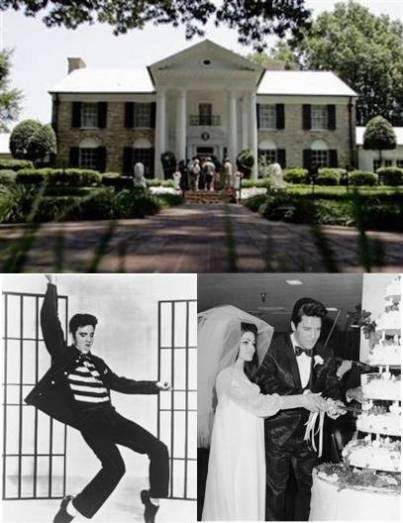 graceland elvis marries