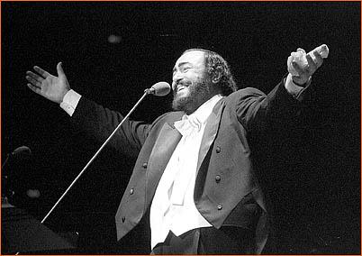 rip Luciano Pavarotti