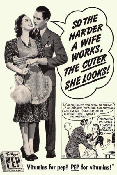 Kellogg PEP ad 1930s