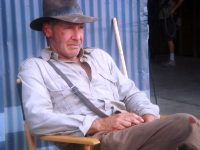 harrison ford indiana jones 4
