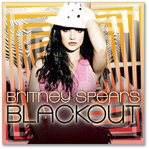 britney spears blackout album cover