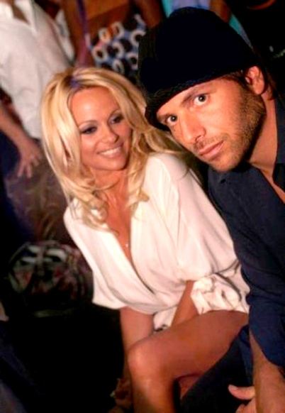 Pamela Anderson Rick Salomon Divorce
