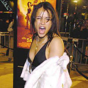 Michelle Rodriguez Released From Jail.