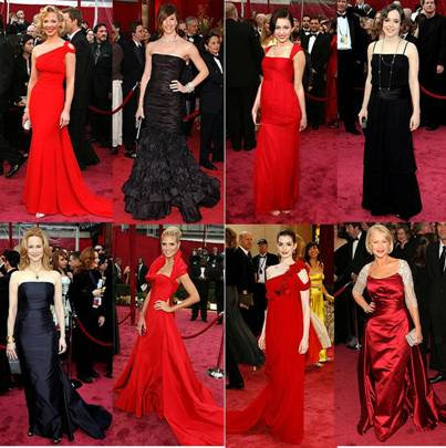 2008 oscars best dressed