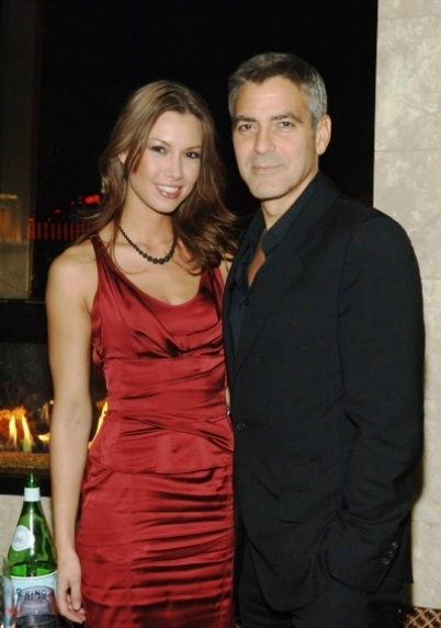 george clooney and sarah larson break up