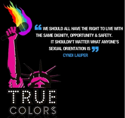 cyndi lauper true colors tour
