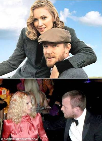 madonna guy ritchie divorce