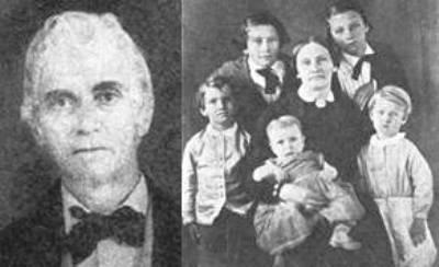 samuel augustus maverick family