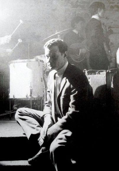 brian epstein cavern beatles
