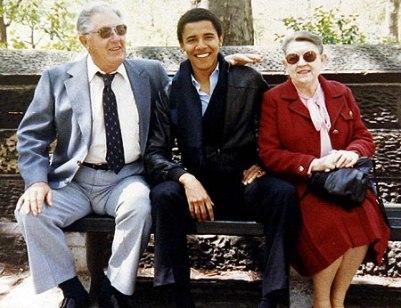 obamas grandmother toot dies