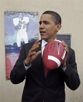 barack obama super bowl