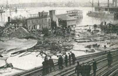 boston molasses flood kills 21 people