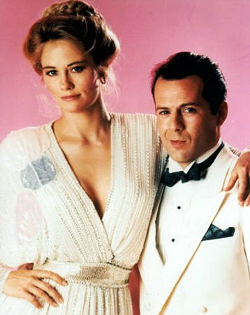 moonlighting cybil shepherd bruce willis