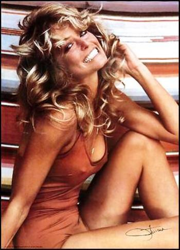 farrah fawcett hospitalized cancer