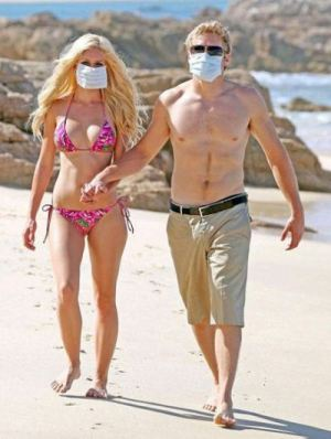 heidi montag spencer pratt honeymoon pics