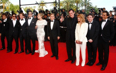 inglourious basterds cannes premiere