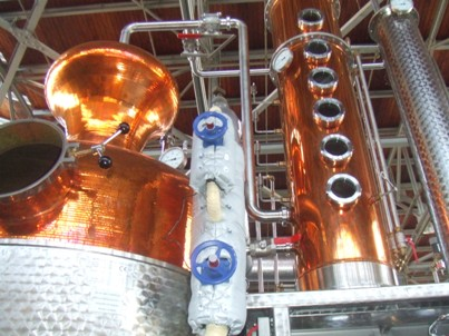 St. George Spirits Distillery Machine