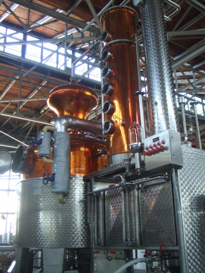 St. George Spirits Distillery