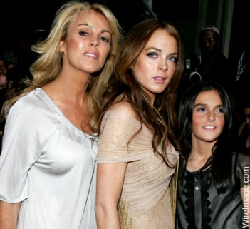 dina lohan worst celebrity mom