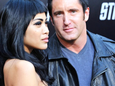 trent reznor engaged