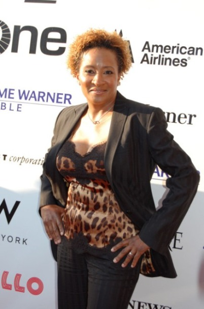 wanda sykes and wife alex have twins