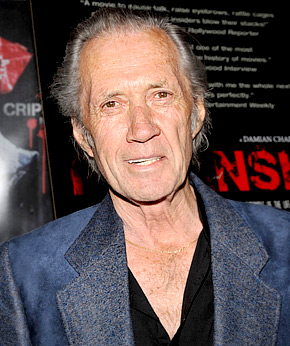 david carradine cause of death