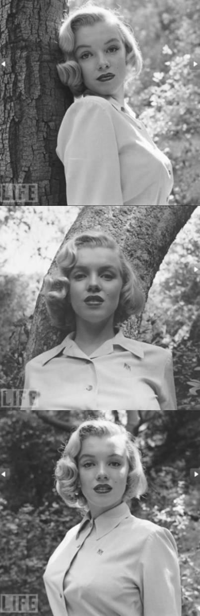 marilyn monroe life magazine photos never before published