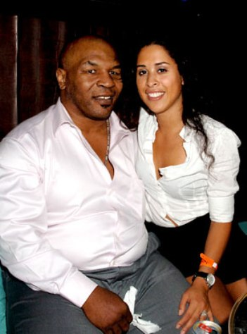 mike tyson marries lakiha spicer