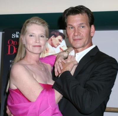 patrick swayze celebrity cancer death