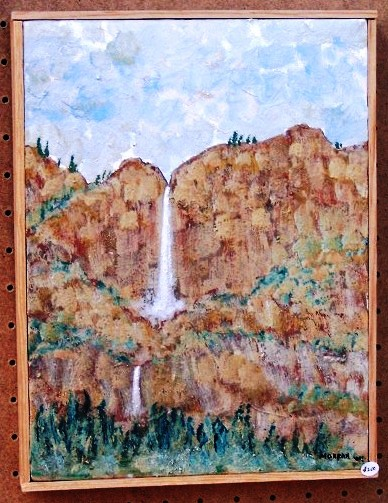 roger morgan art gallery yosemite falls