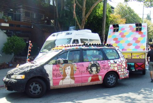 berkeley art car vanity 1