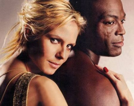heidi klum and seal have baby girl