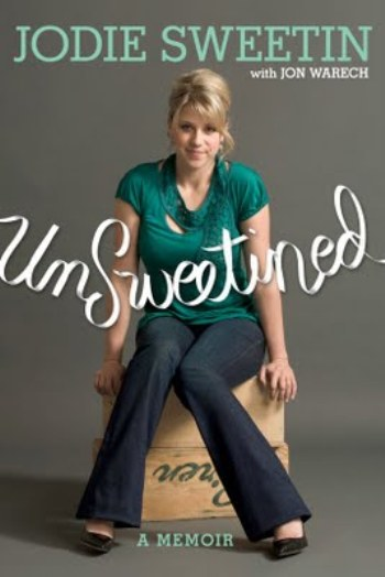 unsweetined jodie sweetin autobiography