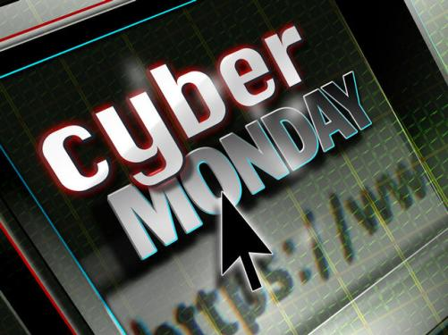 Cyber Monday 2009 Ad