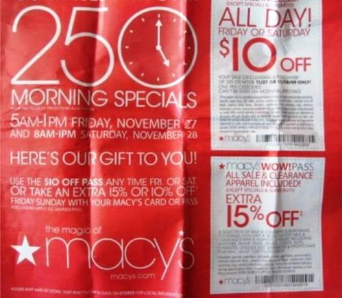 macys black friday ad