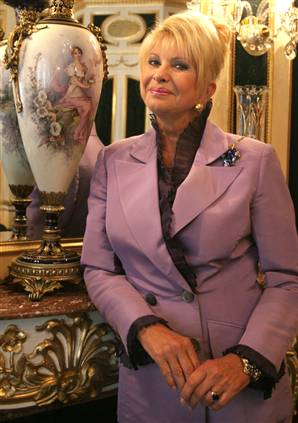 ivana trump removed from plane