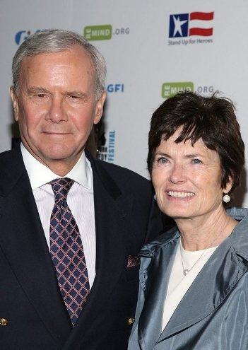 tom brokaw accident