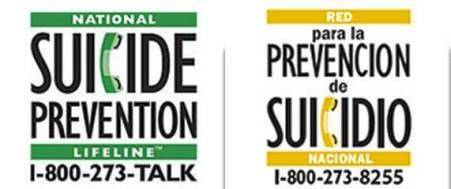 national suicide prevention lifeline english spanish