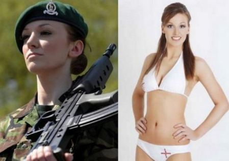 Combat Barbie Katrina Hodge