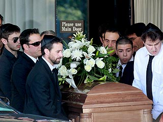 corey haim funeral