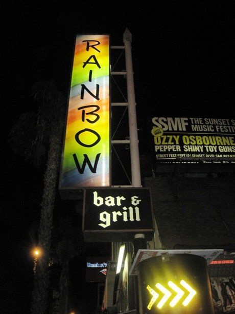 Rainbow Bar and Grill
