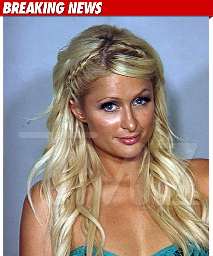 paris hilton mug shot cocaine